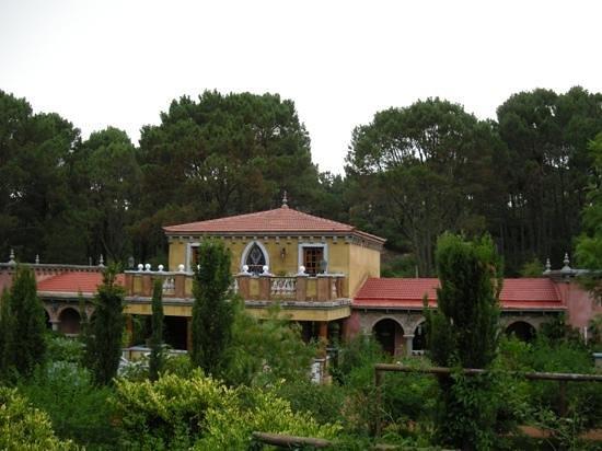 Villa Toscana Boutique Hotel: the villa