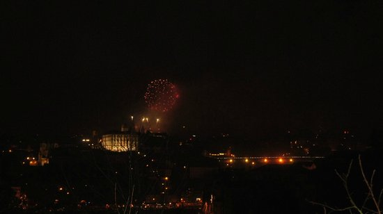 Gaia Porto Hostel: New Year's Eve From the Hostel