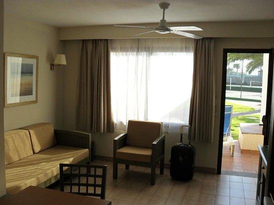 HD Parque Cristobal Gran Canaria : Bungalow: entrée