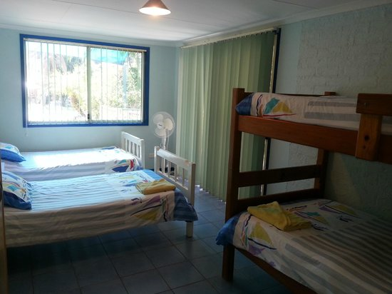 Tropic Oasis Holiday Villas: 3 bedroom standard - bouganvillia
