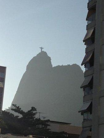 Quality Suites Botafogo: vista do corredor