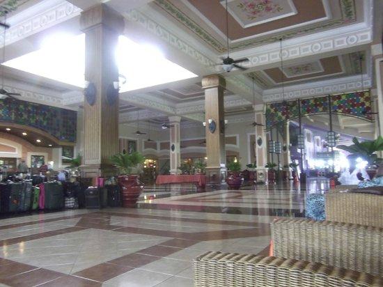 Hotel Riu Montego Bay : lobby