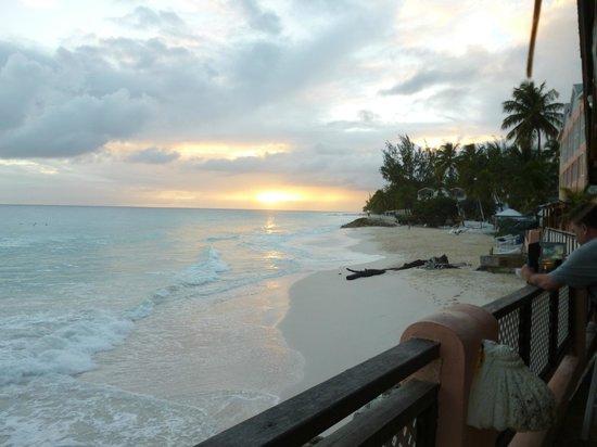 Barbados Beach Club: beach