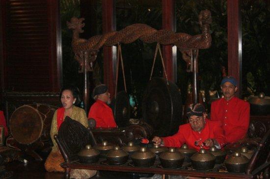 The Sultan Hotel & Residence Jakarta: Lobby/Bar