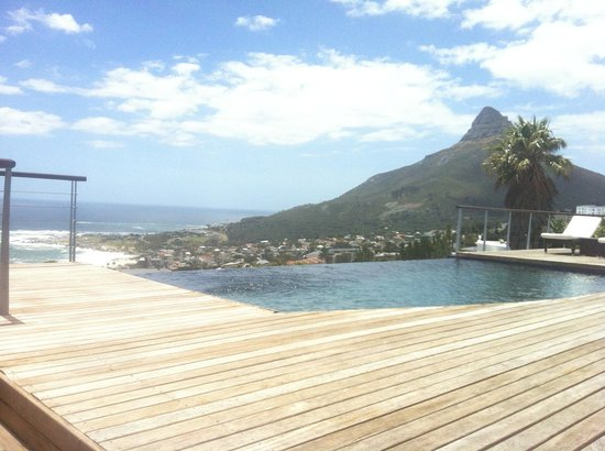 Atlanticview Cape Town Boutique Hotel: Stunning View!!