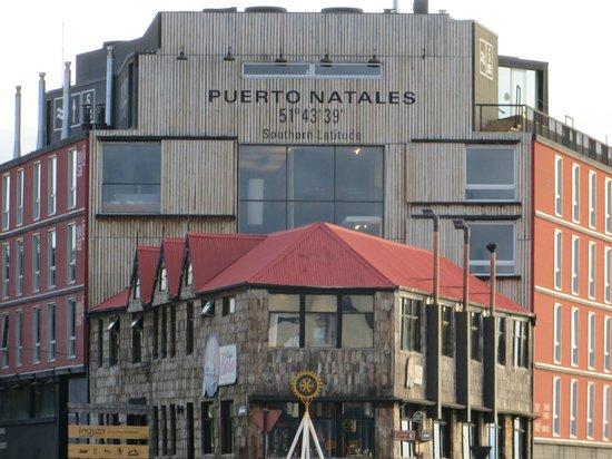Noi Indigo Patagonia: vista exterior