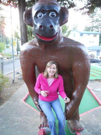 Pee Wee Golf & Arcade: Fun