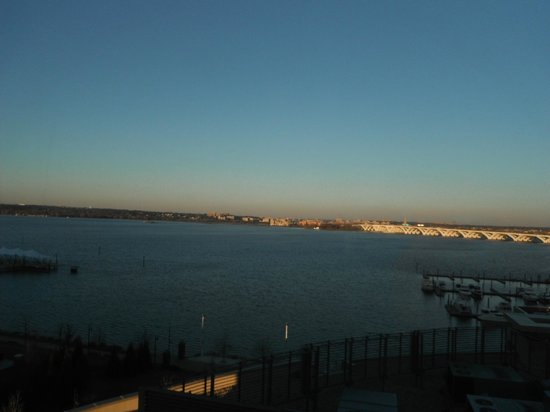 Residence Inn National Harbor Washington, DC Area: View from room 601