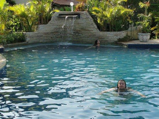 Barra Sol Praia Hotel : Piscina deliciosa