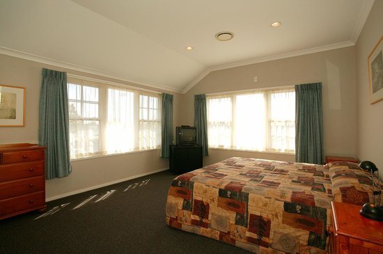 Anglesea Motel & Conference Centre: Three Bedroom Townhouse Bedroom