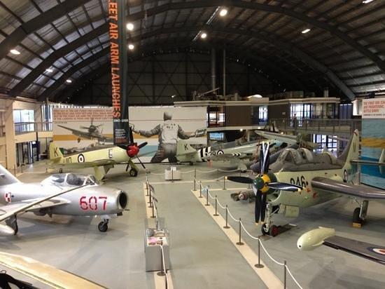 Fleet Air Arm Museum: Museum