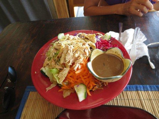 Zion Cafe: Grren Salad
