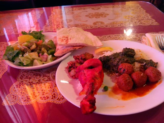 Mumtaz Indian Restaurant & Bar: Tidy Eater