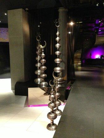 W Istanbul: Lobby Area