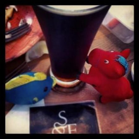 Sprig & Fern Tavern: S&F Beer