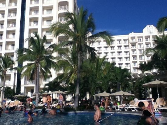 Hotel Riu Vallarta: gran hotel