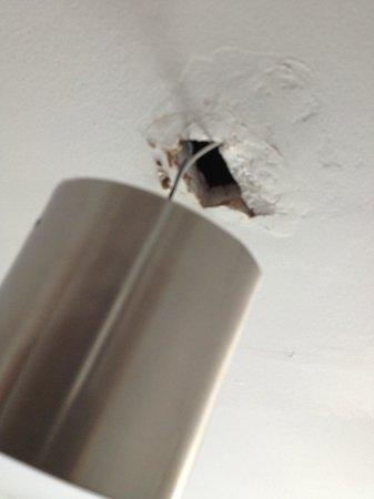 Estelar Apartamentos Barranquilla: dano techo