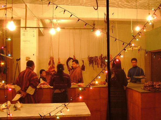 Folk Heritage Museum Restaurant, Thimphu - Restaurant