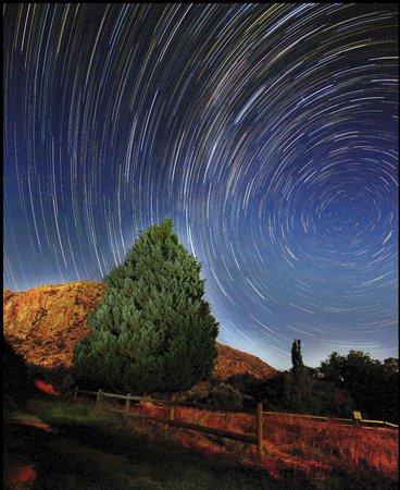Porcupine Hills Guestfarm: Starry starry night