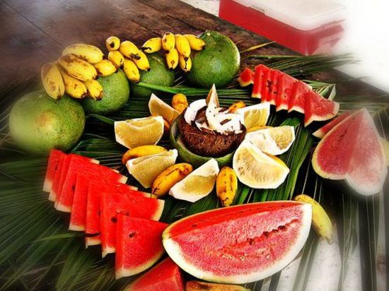 Pink Coconut Photo