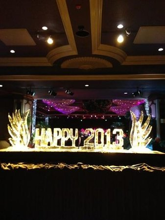 Grand Sierra Resort and Casino : New Year's Eve party at Grand Sierra