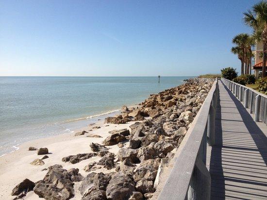 Lands End, Condominium: View from boardwalk