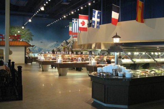 Le Buffet Des Continents Mascouche Menu Prices