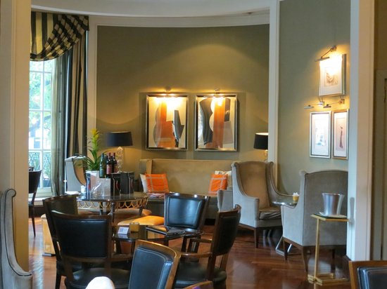 The Westin Excelsior, Rome: bar area