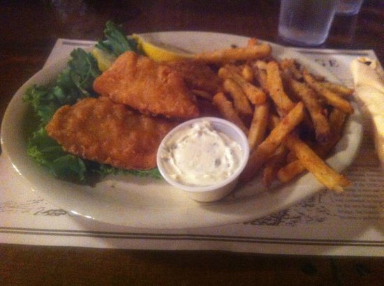 Marble Canyon Lodge: Fish&Cips