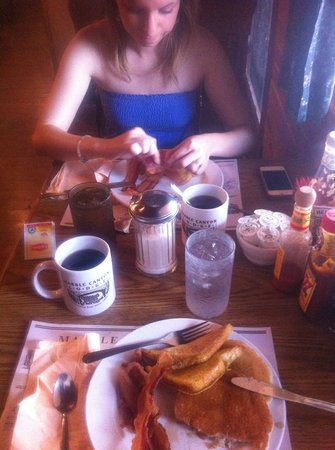 Marble Canyon Lodge: Breakfast