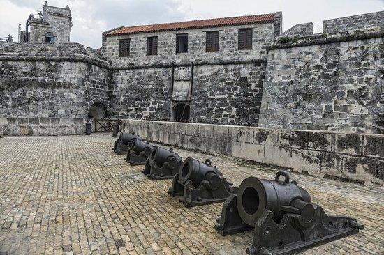 Castillo de la Real Fuerza.