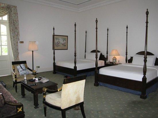 Carcosa Seri Negara: Bedroom