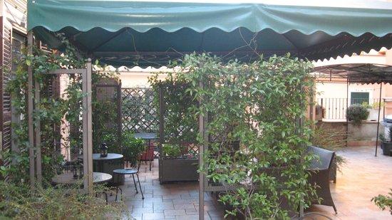 Roman Terrace: The Terrace
