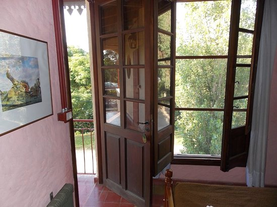 Bialet Masse, Argentina: Vista desde la habitación del Hotel