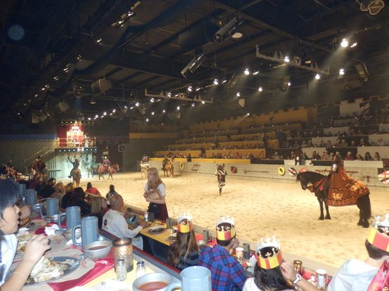 Medieval Times Dinner Amp Tournament Kissimmee Restaurant