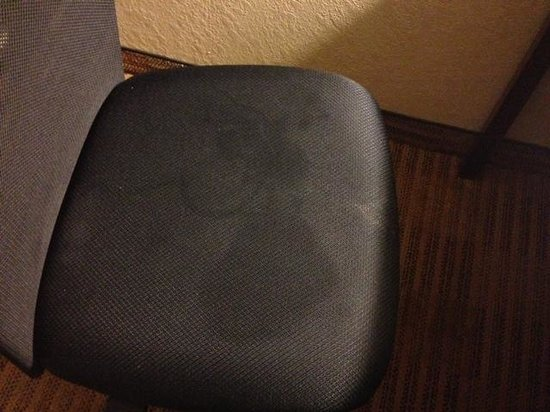 Extended Stay America - Fort Lauderdale - Plantation: Stains on chair 2