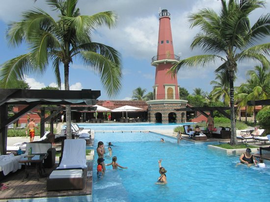 The Buenaventura Golf & Beach Resort Panama, Autograph Collection: El Faro restaurant and pool