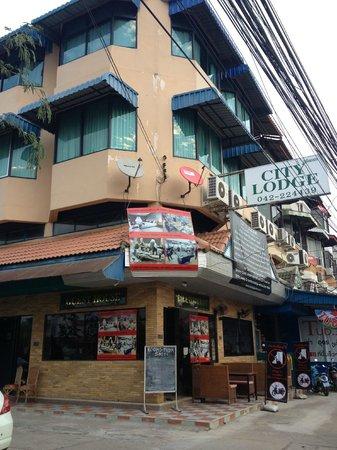 City Lodge Udon Thani Thailand Omd Men Tripadvisor