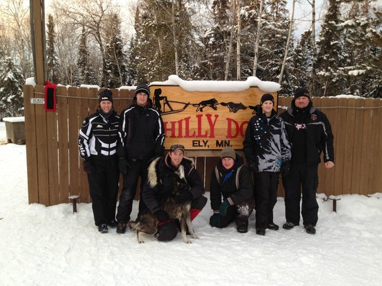 Chilly Dogs Sled Dog Trips: December 30, 2012