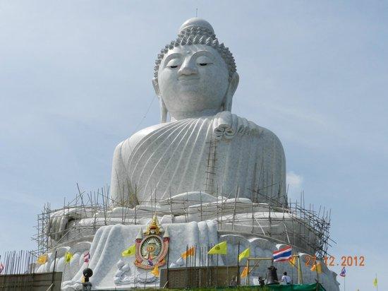 พระใหญ่เมืองภูเก็ต: Big Buddha Phuket