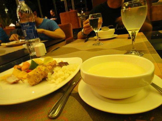 Helnan Palestine Hotel: Dinner buffet