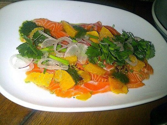 Cantina 663: Ocean trout ceviche