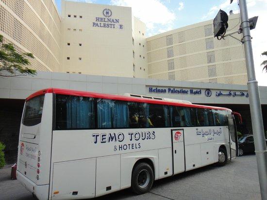 Helnan Palestine Hotel: Hotel exterior