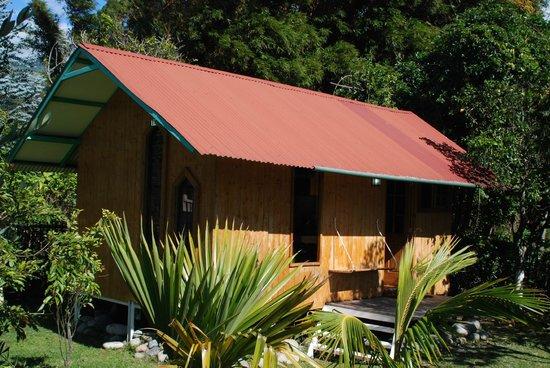 Isla Verde Hotel: Wood Shed/House