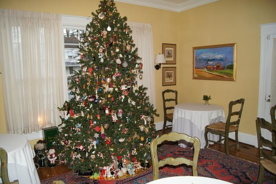Foreman House Bed & Breakfast : Christmas!