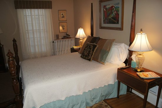 Foreman House Bed & Breakfast: My room!
