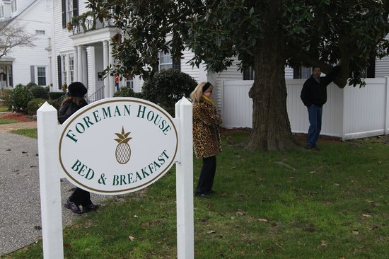 Foreman House Bed & Breakfast: Foreman B and B