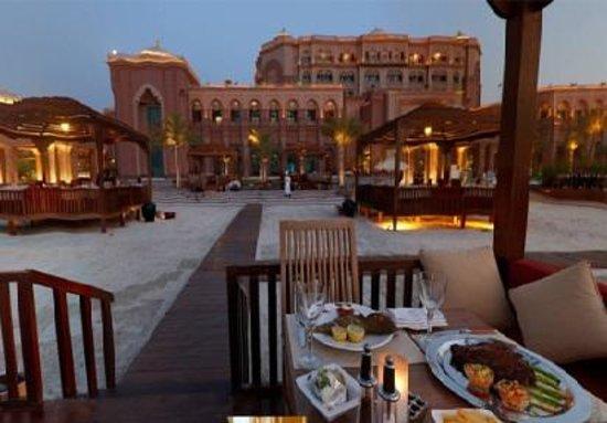 Bbq al qasr abu dhabi restaurant reviews phone number for Ristorante cipriani abu dhabi