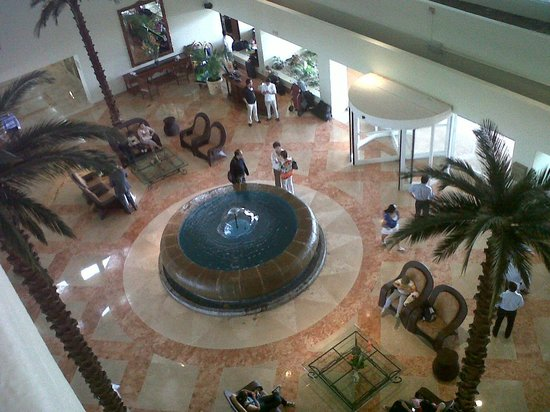 Fiesta Inn Veracruz Boca del Rio: Lobby