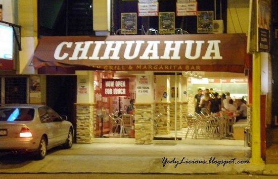 Chihuahua Mexican Grill Makati Restaurant Reviews